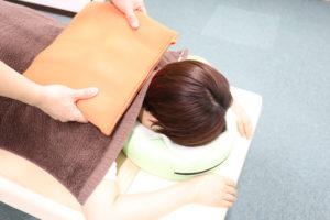 頭痛に対する温熱療法